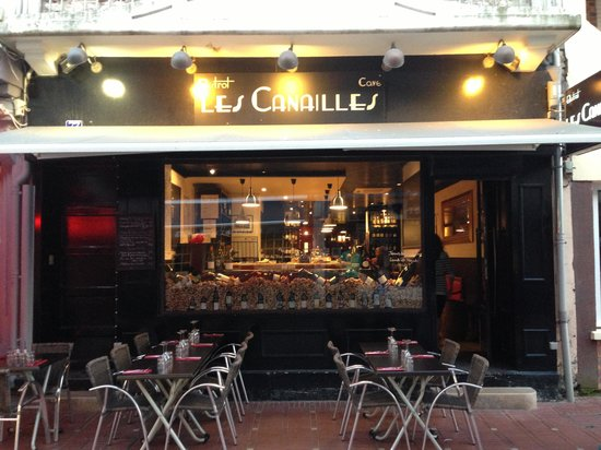 Restaurant Canaille Paris
