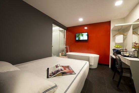 Venue Hotel : Deluxe Room