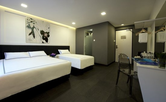 Venue Hotel : Family Room