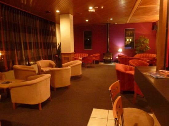 Kingsgate Hotel Dunedin: The Lounge