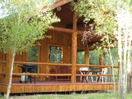 Budges' Slide Lake Cabins: Cabin #4