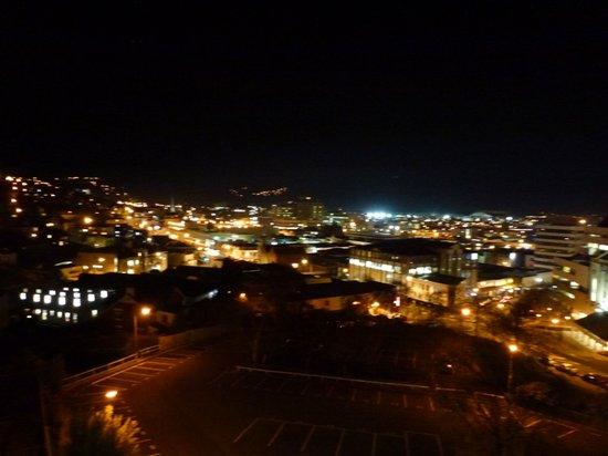 Kingsgate Hotel Dunedin : At Night