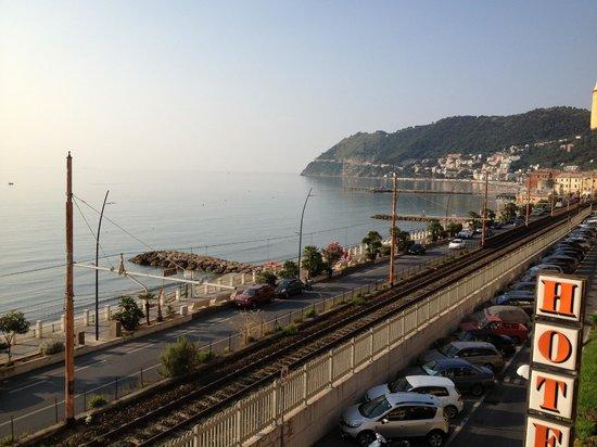Hotel Villa Giulia: Utsikt från hotellets tak