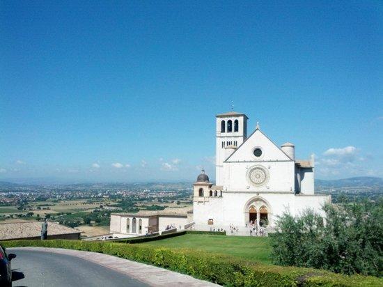 Hotel San Rufino: Basilica superiore San Francesco