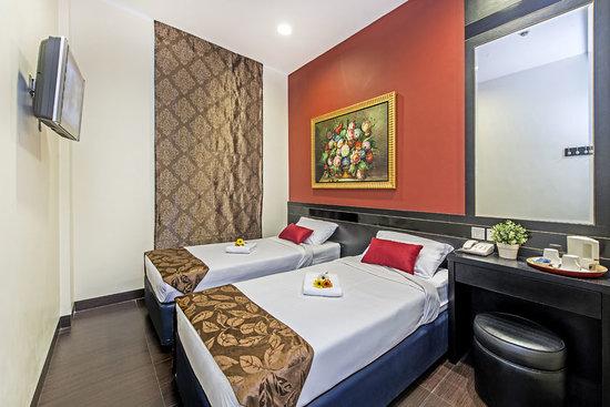 Hotel 81 Kovan: Twin room