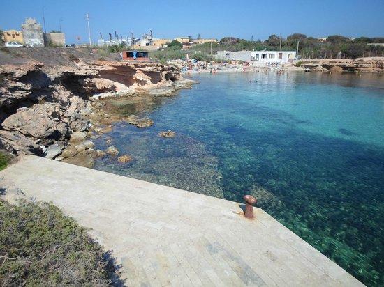 Lampedusa Cala Pisana Picture Of Cala Pisana Lampedusa