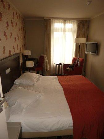 Hotel van Walsum: Quarto