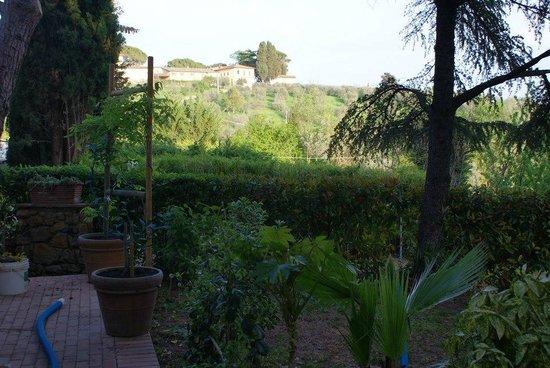 Hotel Villa San Giorgio: Vista del giardino