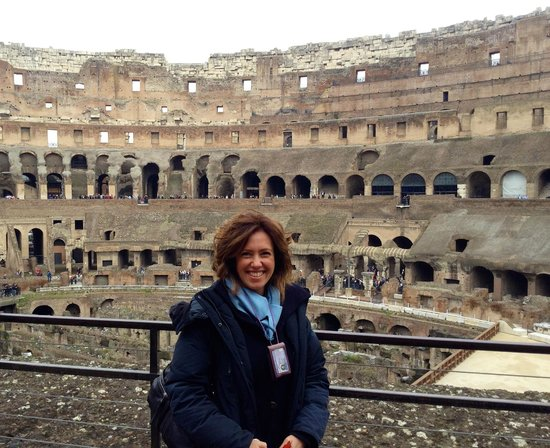About Rome - Best walking tour with Micaela Guide