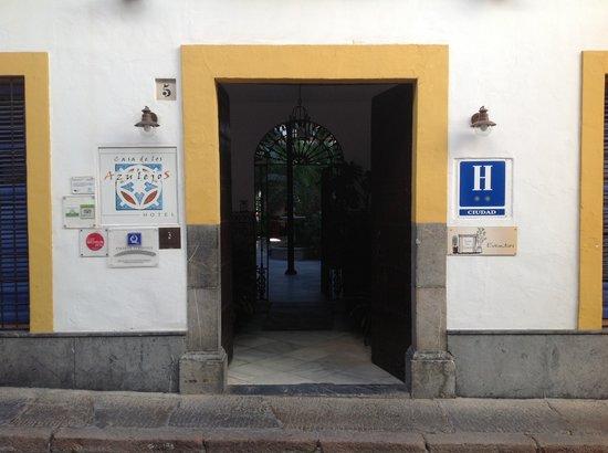 Recepci n picture of casa de los azulejos cordoba for Casa de azulejos