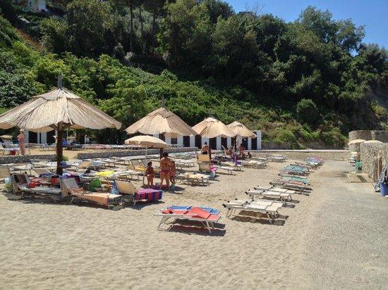 La Maison Hotel: Una delle spiagge