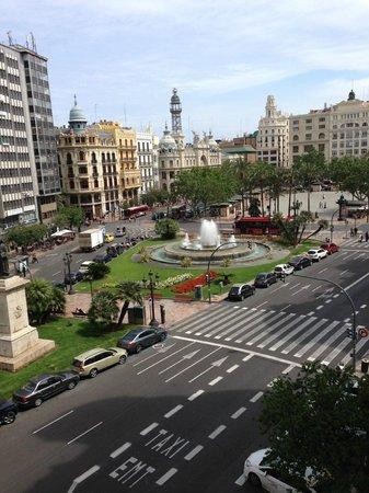Melia Plaza: Müthiş Meydan manzarası