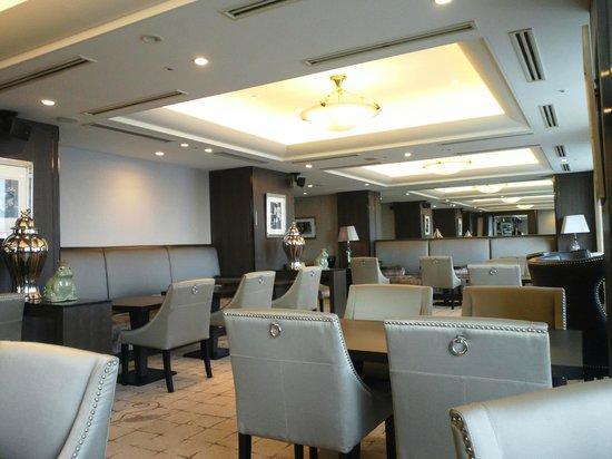 โรงแรมอินเตอร์คอนติเนนตัล โตเกียว เบย์: クラブラウンジ