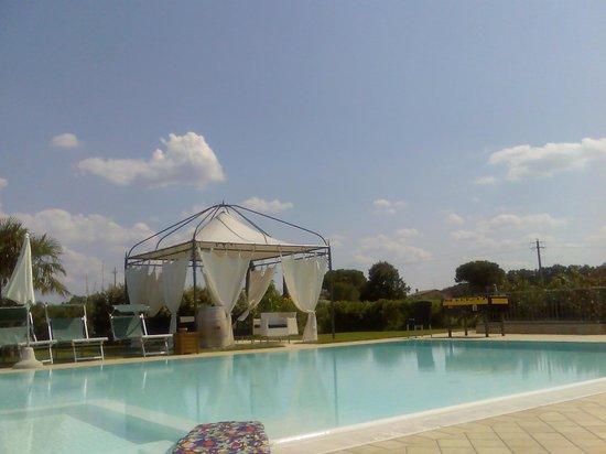 Agriturismo Le Campagnole: The pool