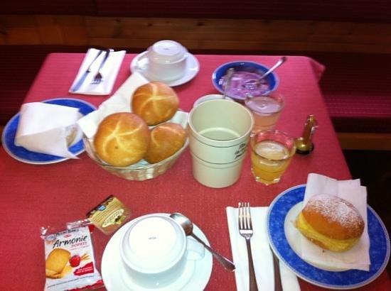 B&B Garni Gimea: colazione