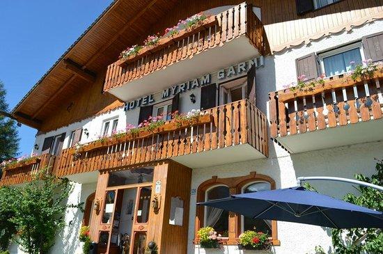 Hotel Myriam: L'esterno dell'Hotel