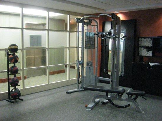 Hampton Inn Manhattan Grand Central: fitness center