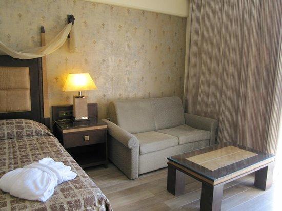 La Marquise Luxury Resort Complex: Unser Zimmer