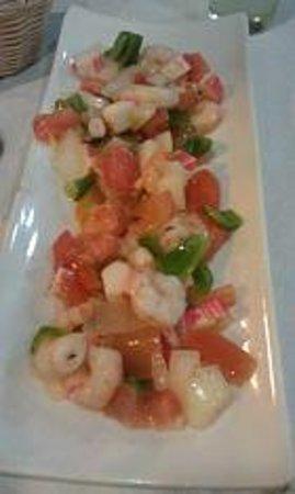 Cafeteria Bar los Ninos del Flor: Salpicón de Marisco - 6€