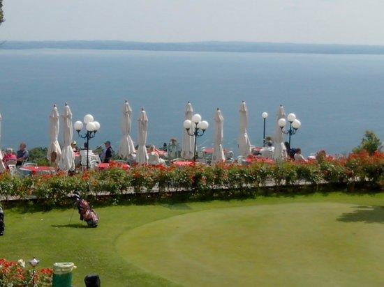 Golf Hotel Ca' Degli Ulivi: Panorama dalla stanza