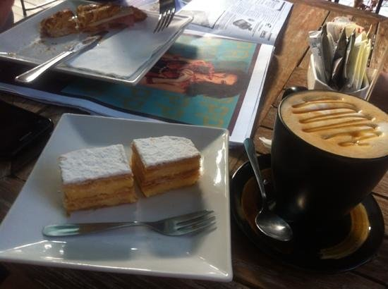 Mugshot Coffee : yummy