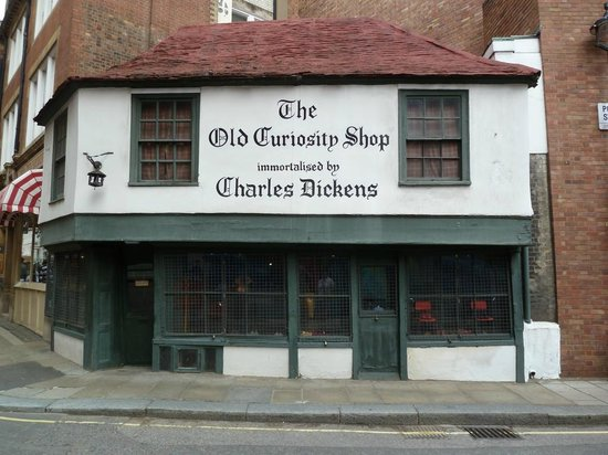 ‪Old Curiosity Shop‬