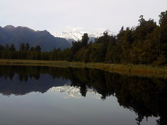 Rainforest Motel: Lake Matheson