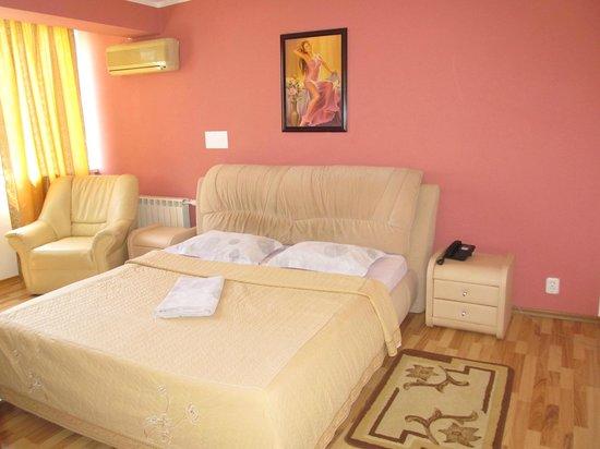 Solar Hotel: Double room