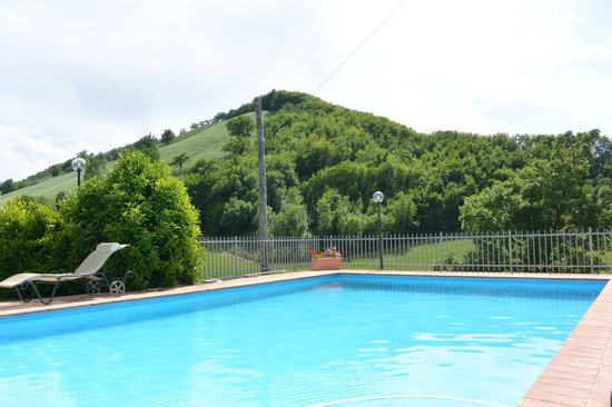 Selvicolle Country House: piscina1