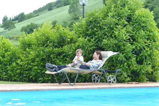 Selvicolle Country House: piscina2