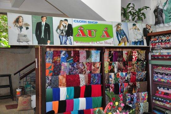 Au A tailor shop Hoi An
