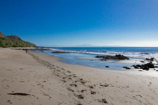 Hotel Horizontes de Montezuma: am herrlichen Strand von Montezuma