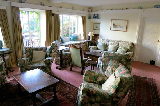 Porth Tocyn Hotel : Sitting Room