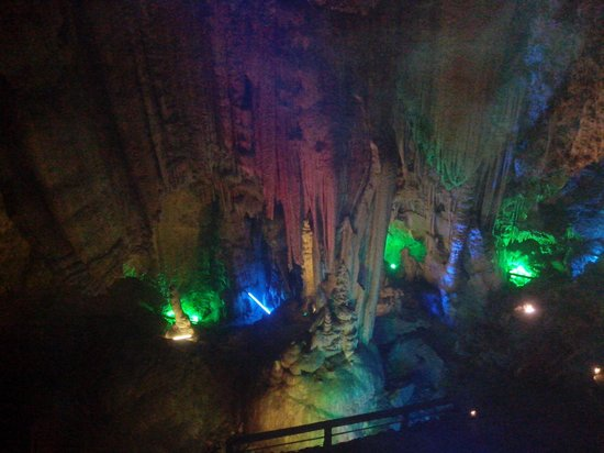 Ruijing Cave: 06.08.2013 Rujing Cave 2