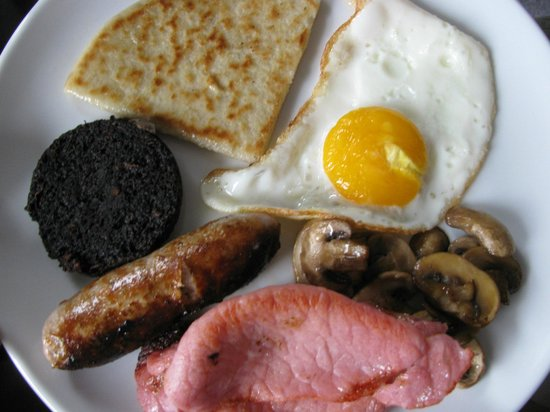 15Glasgow: Yummy breakfast