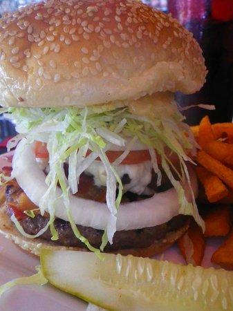 Nicky Rottens : burger