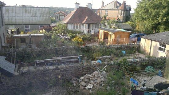 Meadowlea Guest House : Uitzicht vanuit de kamer