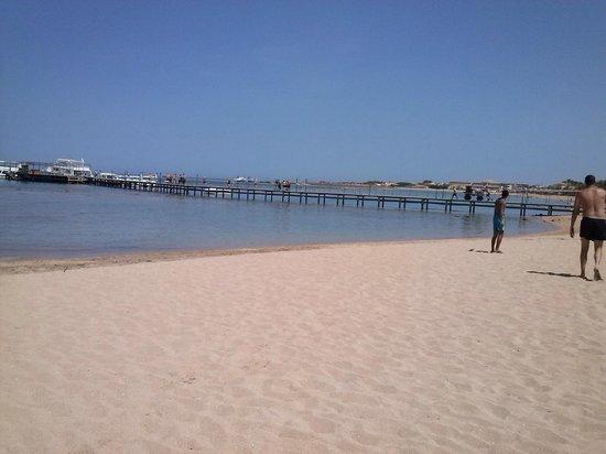 Tia Heights Makadi Bay Beach And Sea Is Very Good
