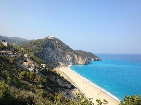 Afroditi Pansion: Milos Beach