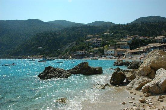 Afroditi Pansion: Agios Nikitas Beach