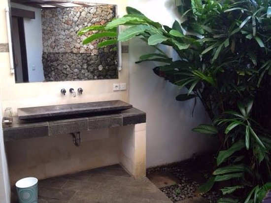 Bali Hotel Pearl: luxe superior bathroom