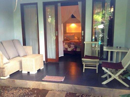 Bali Hotel Pearl: luxe superior verandah