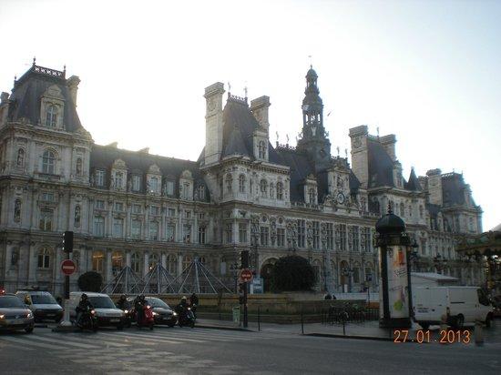 My Hotel in France le Marais by HappyCulture : parigi