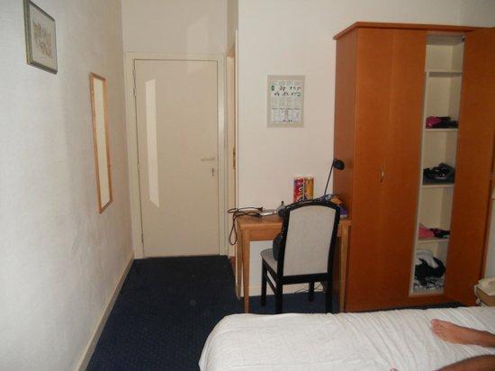 Eurohotel: chambre