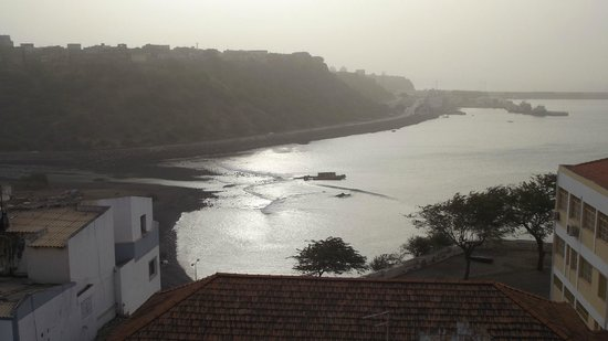 Residencial Nazare : morning view from terrace