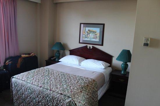 The Strathcona Hotel: Acomodação