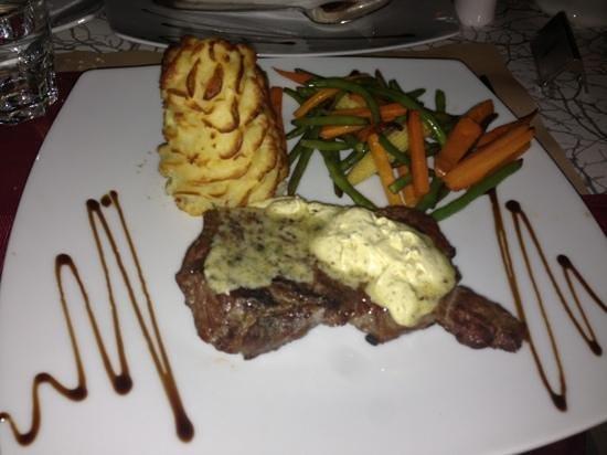 Sirilion steak bild von quadro ayia napa tripadvisor