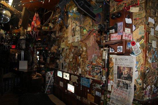 The Strathcona Hotel: Pub