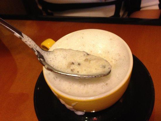 California Pizza Kitchen : Mushroom Soup