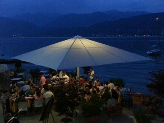 Isola Pescatori, Italien: la sera è spettacolare